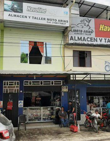 Almacén y Taller Moto Arias