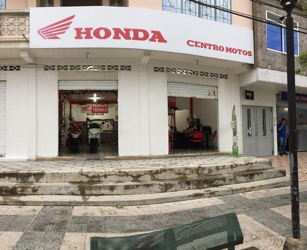Centro Motos