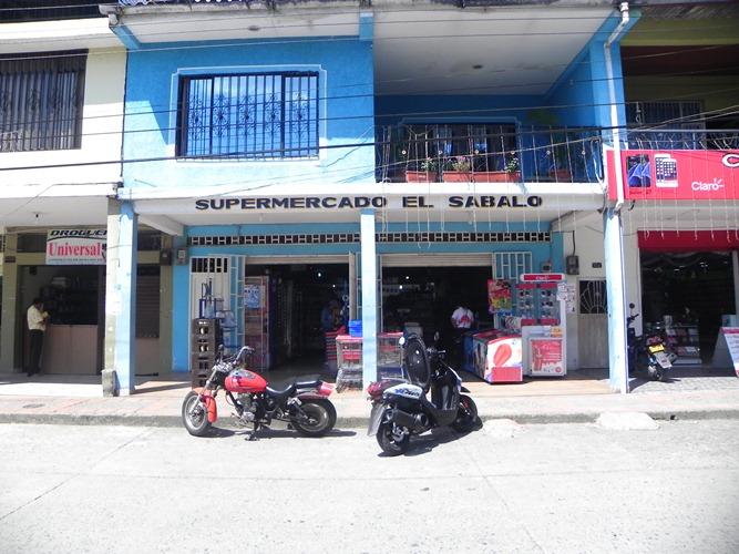 Supermercado El Sabalo
