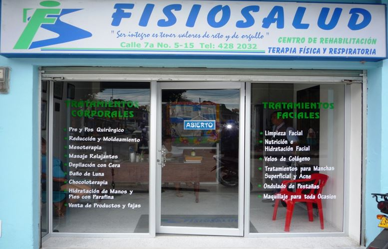 Fisiosalud