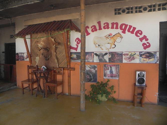 La Talanquera