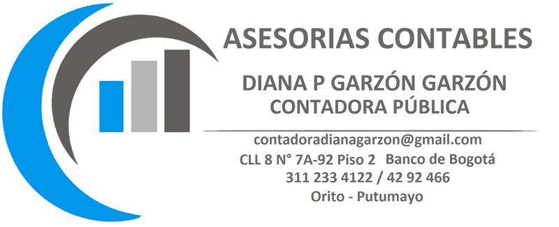 Logo Diana Garzón