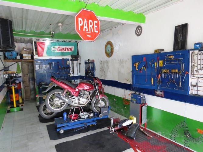 Decor Motos 196