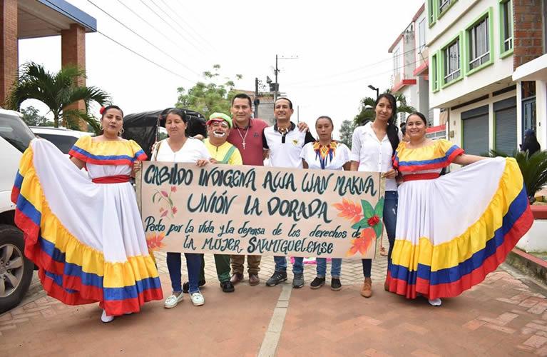 Alcaldía Municipal de San Miguel (La Dorada)