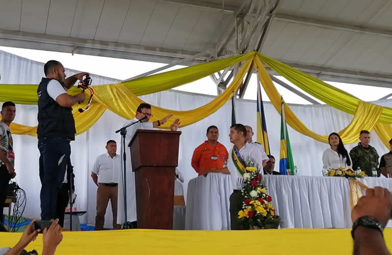 Alcaldía Municipal Valle del Guamuez