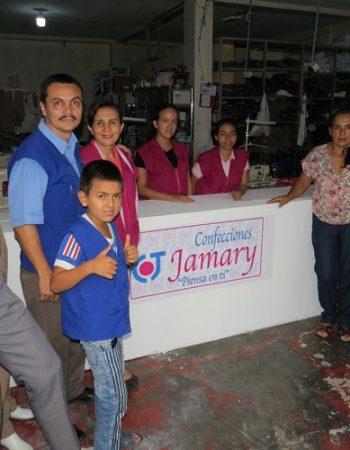 Confecciones Jamary