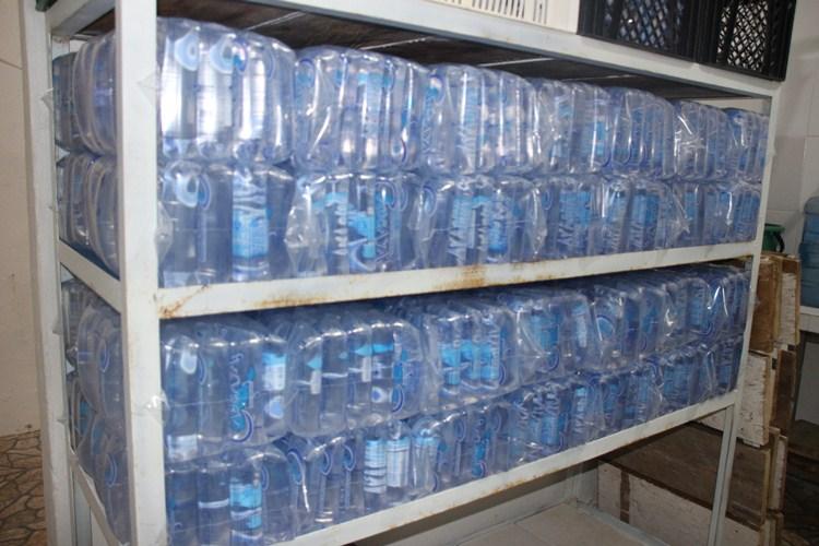 Agua Potable Madre Selva