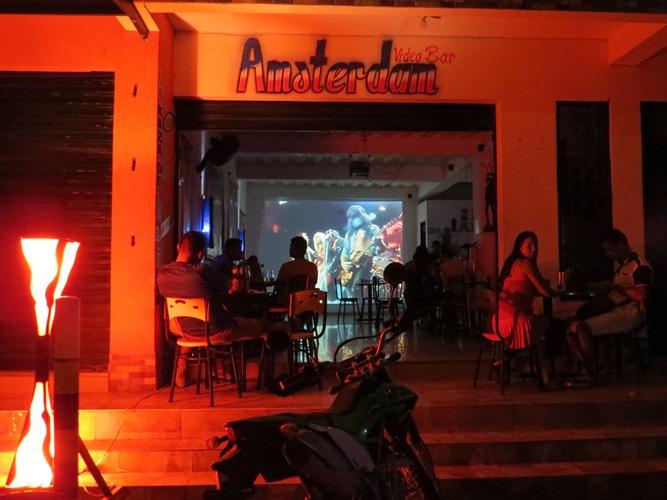 Amsterdam Video Bar