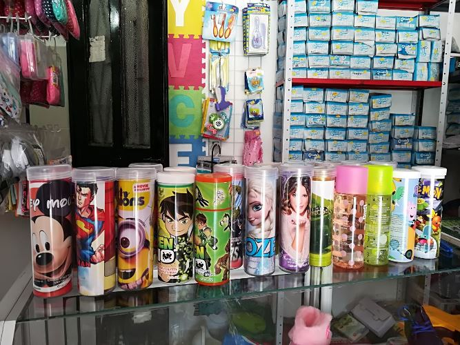 Tienda Infantil Pitufines