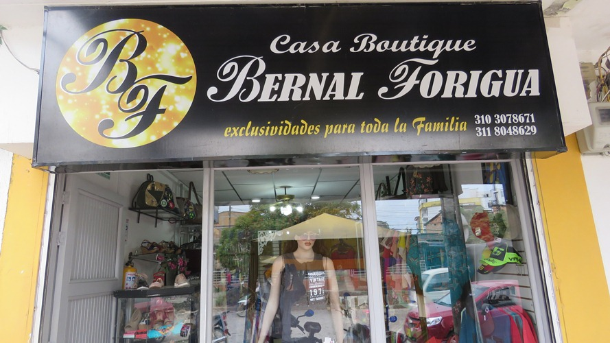 Casa Boutique Bernal Forigua