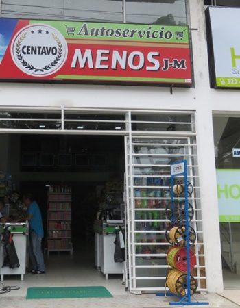Autoservicio centavo Menos JM