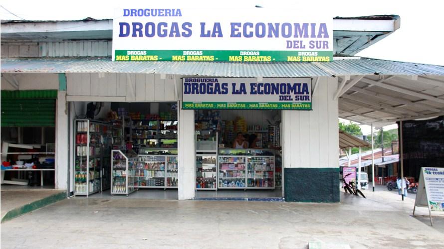 Drogas la Economía del Sur