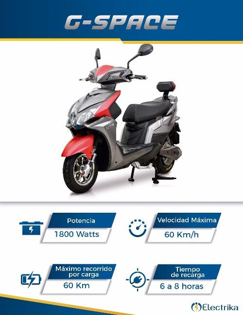 Motos Electrika