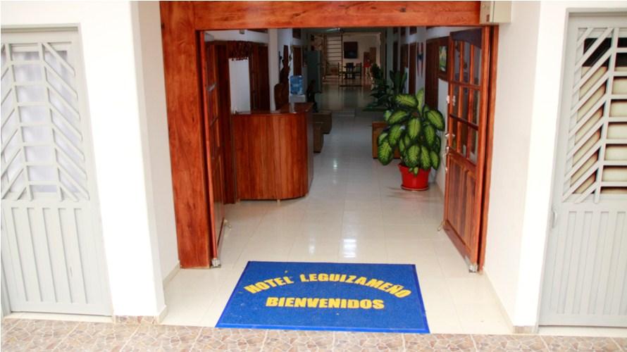 Hotel Atardecer Leguizameño