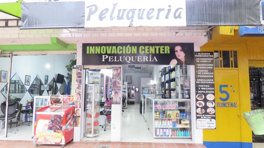 Alejandra Innovación Center Peluquería