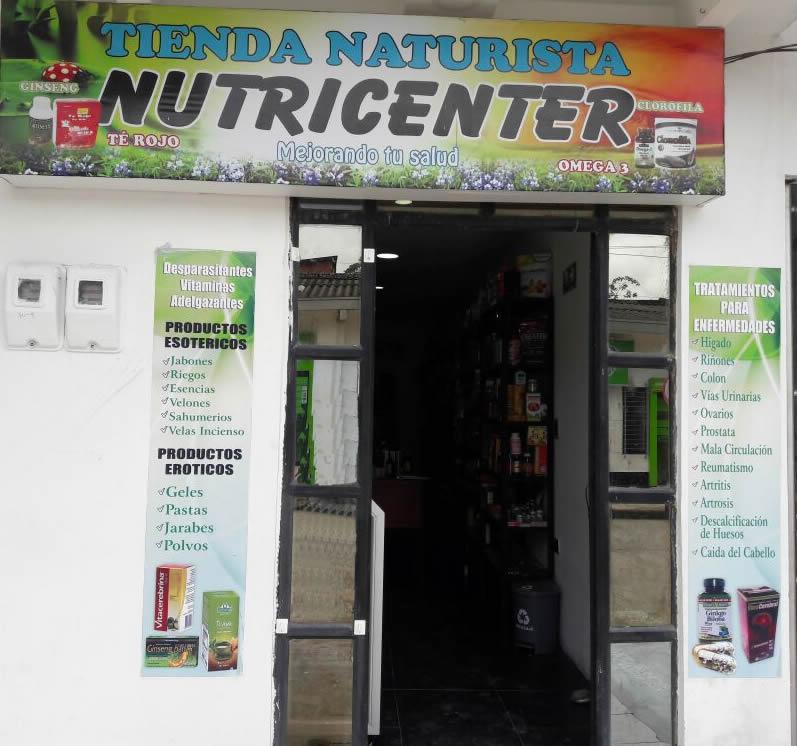 Tienda Naturista Nutricenter