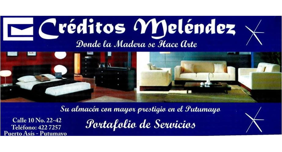 Créditos Meléndez