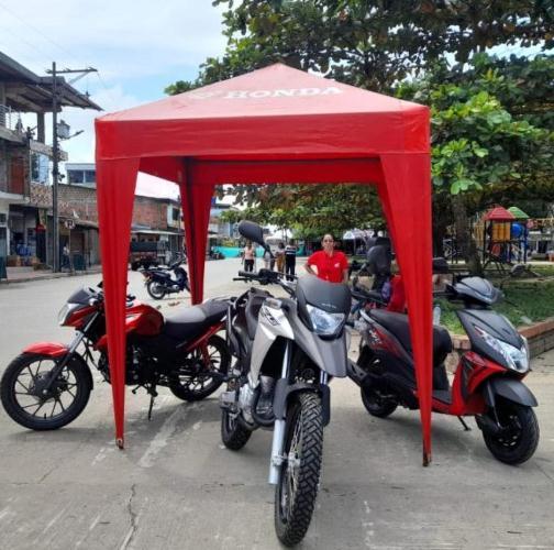 Centro Motos Honda