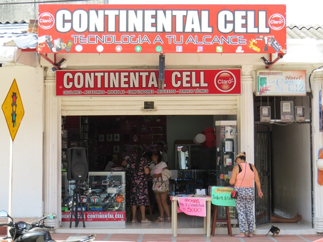 Continental Cell