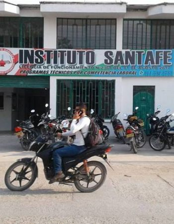 Instituto de Capacitación Santafé