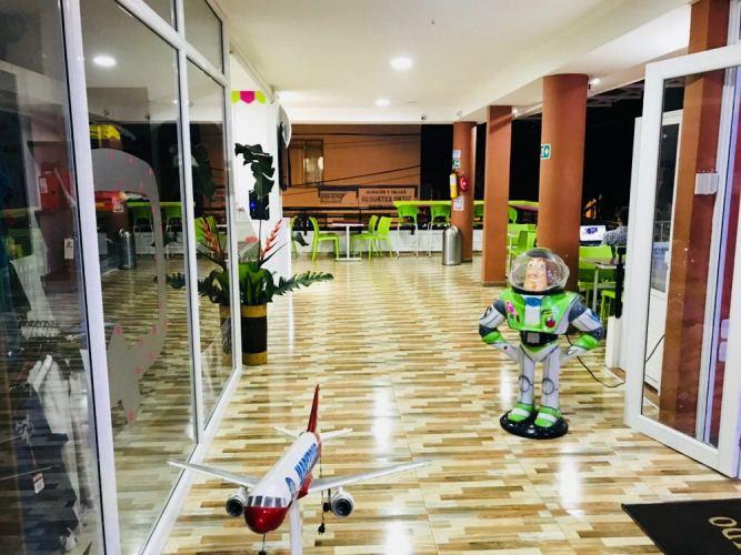 Centro comercial Normandía