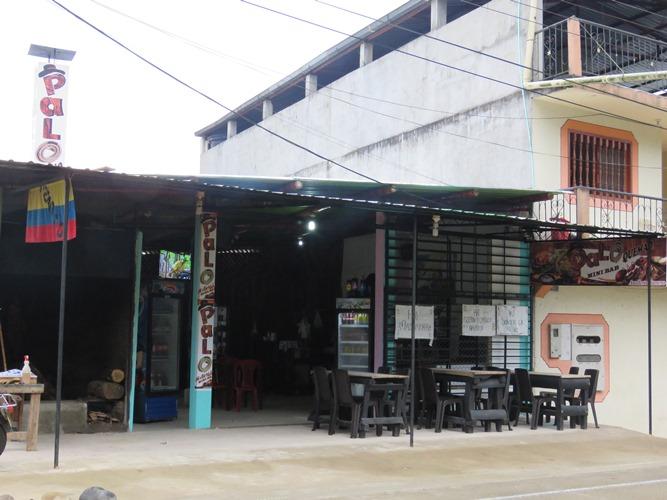 Asadero Palo Quemao
