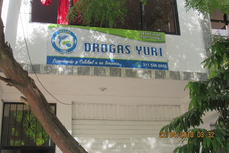 Drogas Yuri