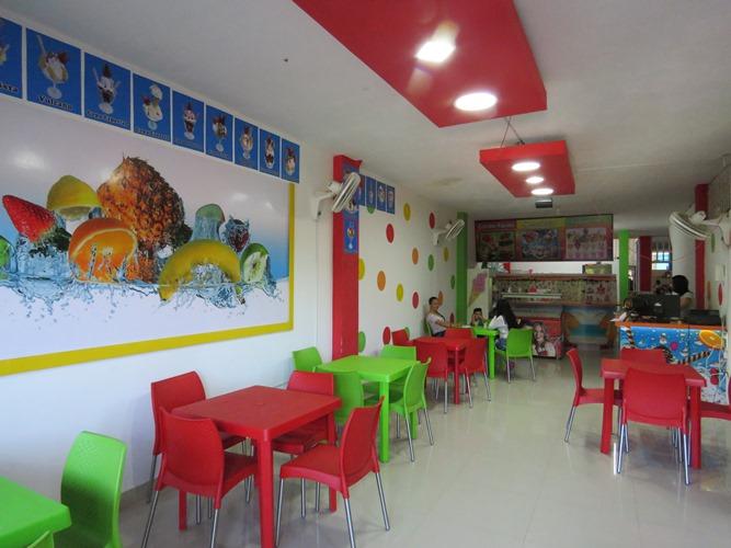 Panadería, Pastelería y Heladería La Central