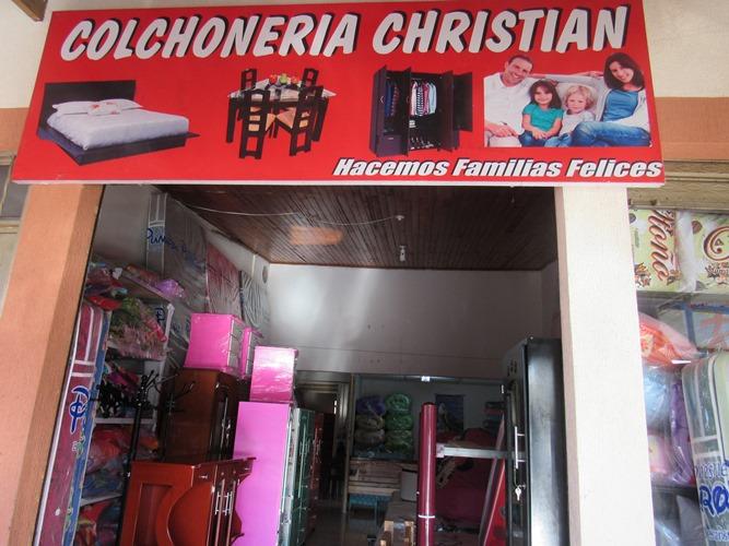 Colchoneria Christian