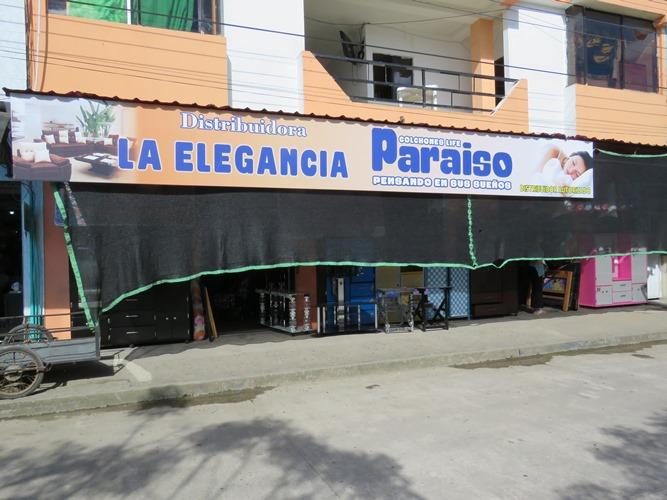 Distribuidora La Elegancia
