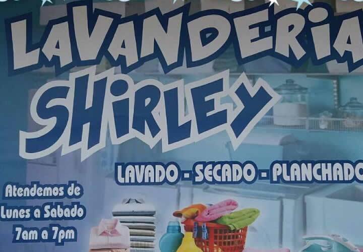 Lavandería Shirley