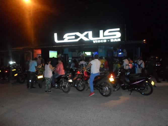 Lexus Vídeo Bar