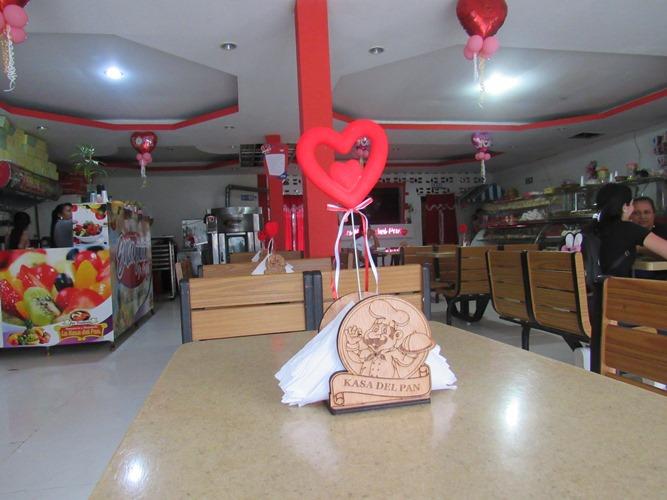 Panadería y pastelería la kasa del  Pan