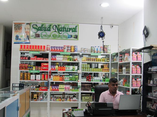 Salud Natural Centro Naturista