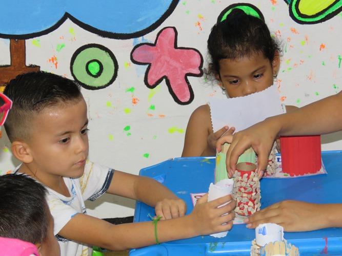 Escuela de Artes Creando Alas