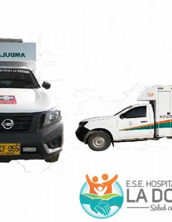 E.s.e Hospital Fronterizo La Dorada