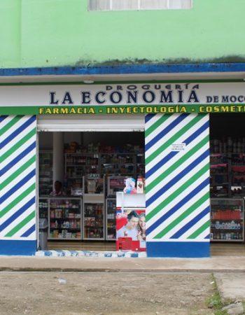 Droguería La Economía de Mocoa