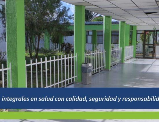 E.s.e Hospital Orito