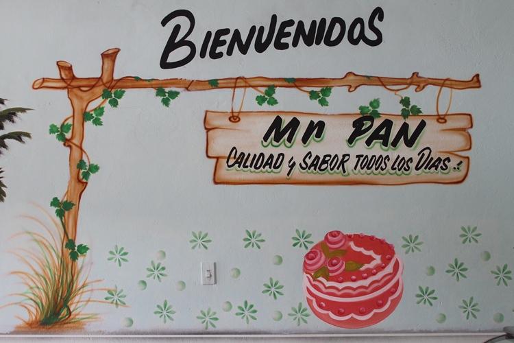 Panadería y Pastelería Míster Pan