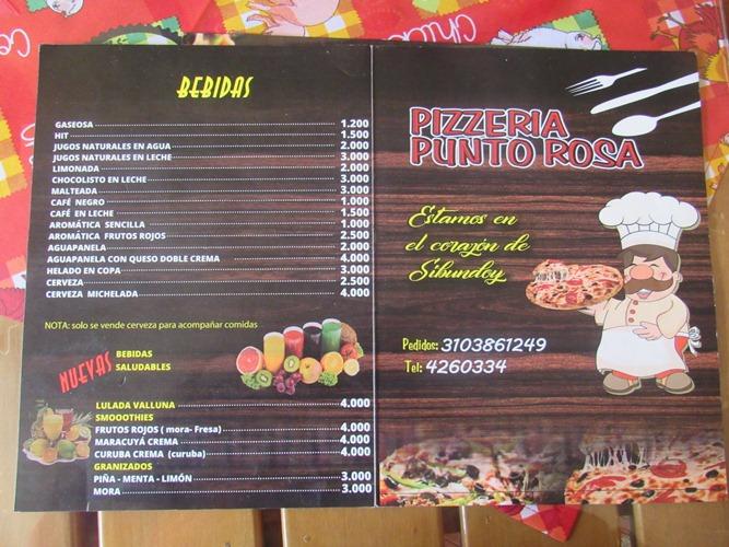 Pizzeria Punto Rosa