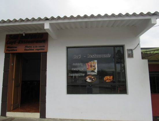San Antonio Café Restaurante