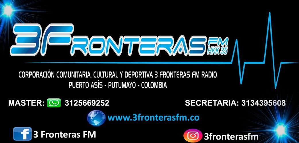 Emisora 3Fronteras FM