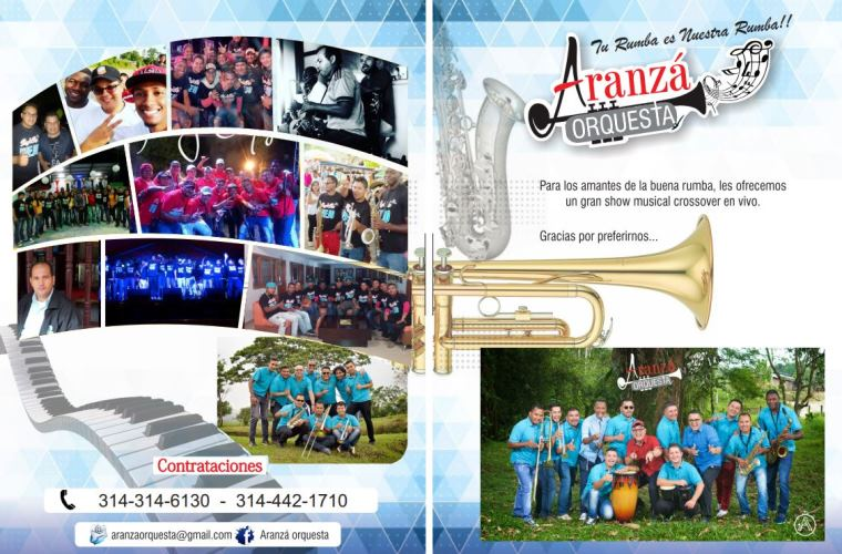 Aranzá Orquesta