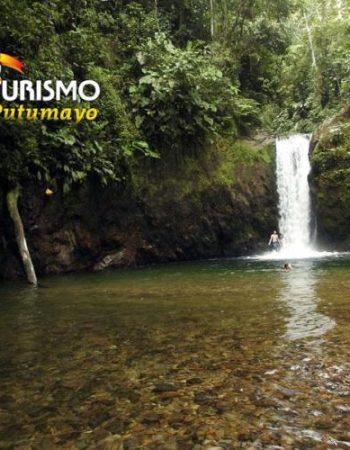 Salto del Indio Villagarzón Putumayo