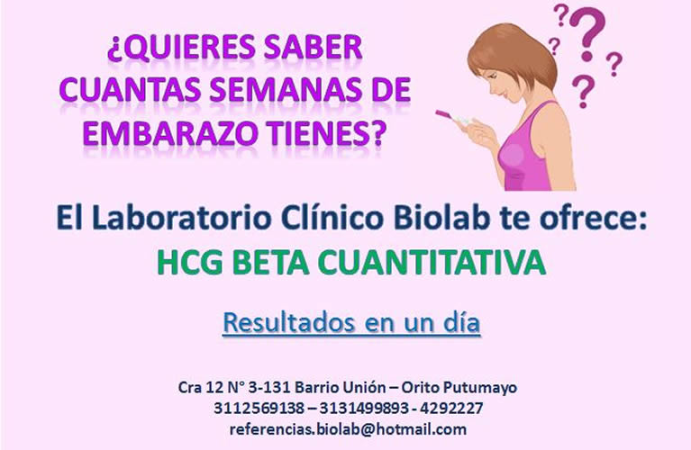 Laboratorio Clínico Biolab